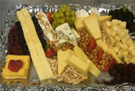 Catering Cheese Sampler